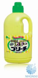 Mitsuei Кислородный отбеливатель для цветных вещей 2л