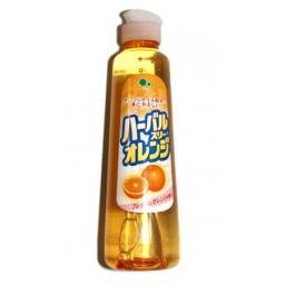 Mitsuei Концентрированное средство для мытья посуды, овощей и фруктов с ароматом апельсина 0.25л