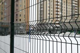 Панельное ограждение Новосибирск