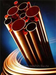 Трубы из нержавеющей стали ГОСТ 9941-81, 9940-81