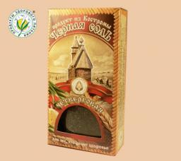 Черная четверговая соль из Костромы