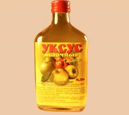 Уксус яблочный натуральный «От Татьяны»