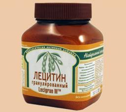 Лецитин гранулированный «Плеза»