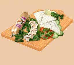 Паштетная колбаса с грибами ТМ «Малика»