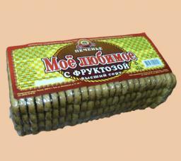 Печенье «Моё любимое» с фруктозой