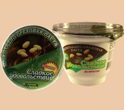 Шоколадно-ореховая паста «Сладкое удовольствие» без сахара (в ассортименте)