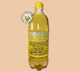 Масло соевое «Золотой боб» Рафинированное дезодорированное