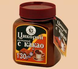 Цикорий растворимый с какао Торговая марка