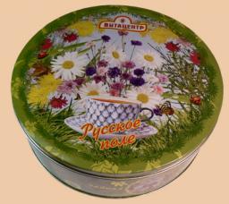 Чайный набор «Русское поле»