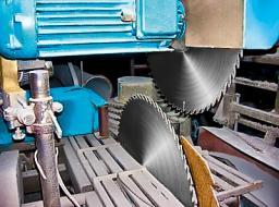 Дисковые пилы TTH для распиловки древесины для станков Кара, Лаймет, Магистраль