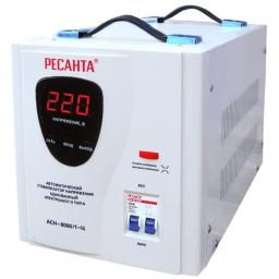 Стабилизатор напряжения АСН-8000/1-Ц