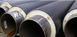 Трубы ППУ, ВУС для нефтепроводов