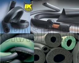 Теплоизоляция каучуковая гибкая Armaflex, K-Flex