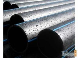 Трубы водопроводные полиэтиленовые напорные