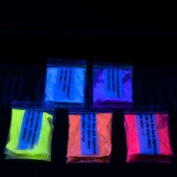 Невидимые флуоресцентные пигменты
