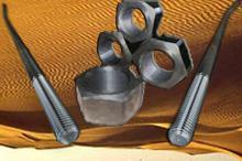Болт фундаментный ГОСТ 24379,1-80 тип 1.1. М24х1600