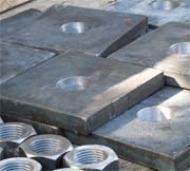 Болт фундаментный ГОСТ 24379,1-80 тип 1.1. М42х1600