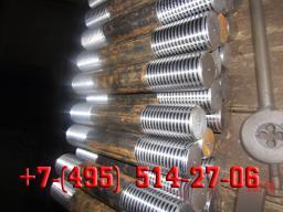 Болт фундаментный ГОСТ 24379,1-80 тип 1.1. М48х2650