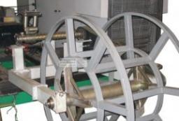 Натяжные машины-лебедки для прокладки кабельных линий ЛЭП ВОЛС ВЛ