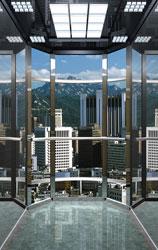 Панорамные лифты SIGMA