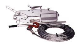 Лебедки МТТМ (монтажно-тяговый тросовый механизм)