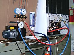 Заправка холодильника фреоном (R12,R134a,R600a) Атлант, Индезит, Аристон, Беко, Норд