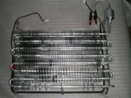 Ремонт испарителя холодильника LG GRS-389SQF(при отсутствии холода)