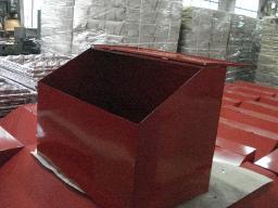 Ящики для песка 0,3 м3