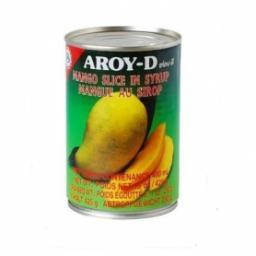 манго в сиропе