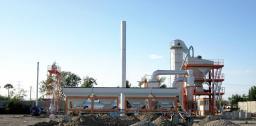 Асфальтосмесительный завод LB800I/ LB800