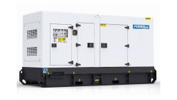 Дизель генератор Powerlink GMS 250CLS в шумозащитном кожухе