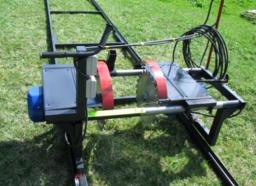 Кромкообрезной двухпильный станок К-450