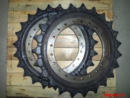 81N5-10011, 81N5-10010 колесо ведущее, звездочка Hyundai R160LC-7