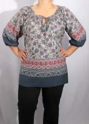 Блуза. Большой размер