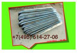 Болт фундаментный ГОСТ 24379.1-80 тип 1.1. М16х710