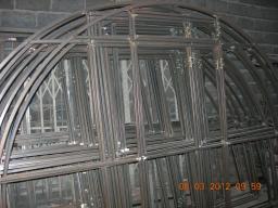 Производство каркасов для теплиц из профильной трубы 40х25