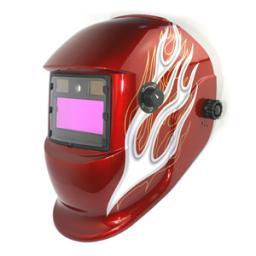 маска сварщика с автоматическим затемнением( LED)HE-1113L-rt