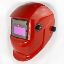 маска сварщика с автоматическим затемнением(LED)HE-1060L-r