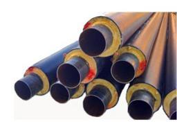 Трубы для теплоизолированных трубопроводов (теплосетей)