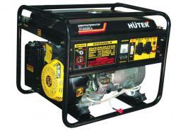 Бензогенератор Huter DY6500L 5 кВт