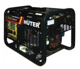 Электростанция дизельная Huter LDG14000CLE-3 10 кВт