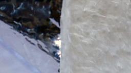 Фольма-холст - огнестойкая теплоизоляция