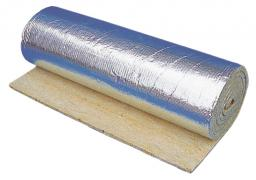 Базальтовый огнезащитный рулонный материал