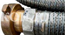 Металлорукава для битума и других нефтепродуктов АС 3695 Б - БМ 100*46* 1.2