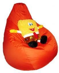Кресло груша кирпичного цвета, в наличии!