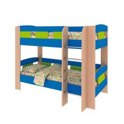 Кровать 2х ярусная Маугли