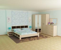 Спальный гарнитур СИТИ