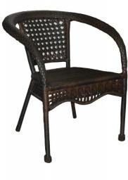 Кресло из искусственного ротанга, арт. А-119.