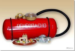Опрессовка газовых баллонов