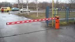 Шлагбаумы производства DoorHan (Россия-Канада), CAME, FAAC (Италия)